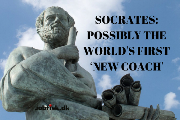 SOCRATES  POSSIBLY THE WORLDS FIRST NEW COACH